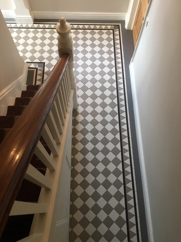 Victorian Floors in Derby - Tiles for period floors, minton floors ...
